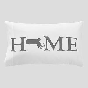 Massachusetts Home Pillow Case