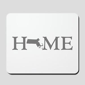 Massachusetts Home Mousepad