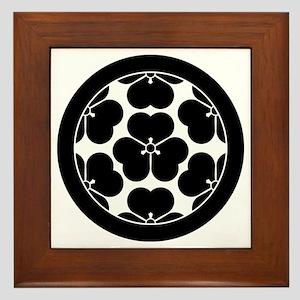 Chosokabe Framed Tile