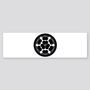 Chosokabe Bumper Sticker
