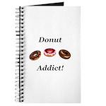 Donut Addict Journal