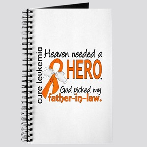 Leukemia Heaven Needed Hero 1.1 Journal