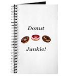 Donut Junkie Journal