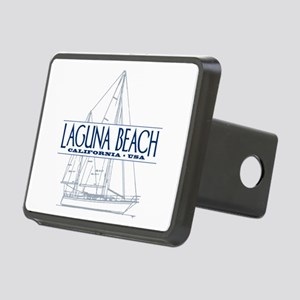 Laguna Beach - Rectangular Hitch Cover