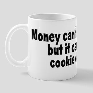 cookie dough (money) Mug