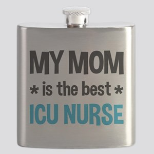 ICU Nurse Mom Flask