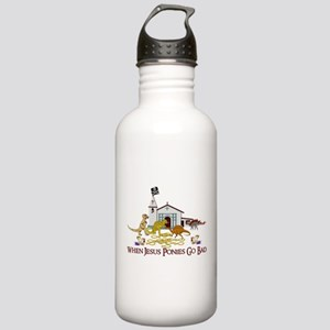 Jesus Ponies - Section Stainless Water Bottle 1.0L