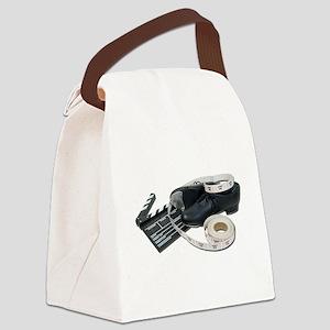 TapShoesMovieBoardTickets051411.p Canvas Lunch Bag