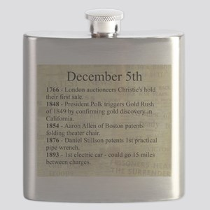 December 5th Flask