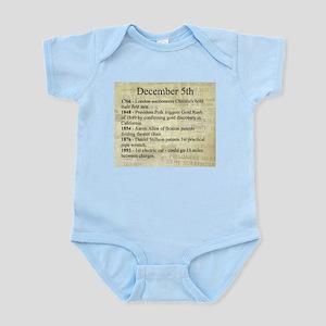 December 5th Body Suit