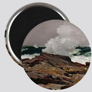 Winslow Homer Eastern Point Magnet