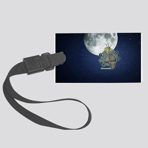 Alien Reservation Luggage Tag