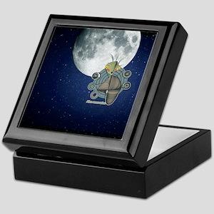 Alien Reservation Keepsake Box