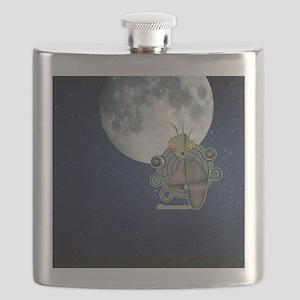 Alien Reservation Flask