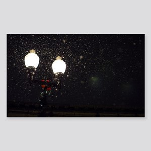 Snow In The City Sticker
