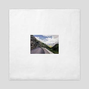 Mountain Road Queen Duvet