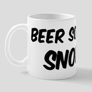 Beer Soup Mug