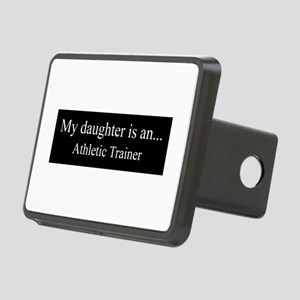 Daughter - Athletic Trainer Hitch Cover