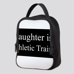 Daughter - Athletic Trainer Neoprene Lunch Bag