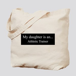 Daughter - Athletic Trainer Tote Bag