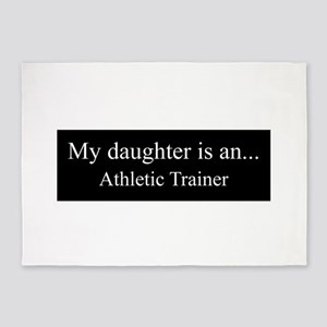 Daughter - Athletic Trainer 5'x7'Area Rug