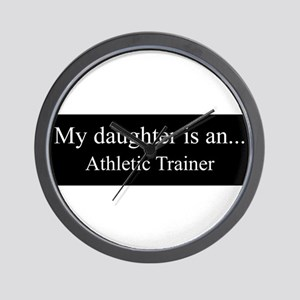 Daughter - Athletic Trainer Wall Clock