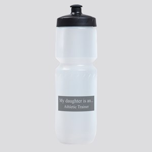 Daughter - Athletic Trainer Sports Bottle