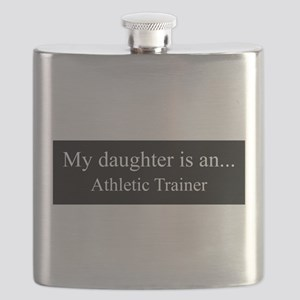 Daughter - Athletic Trainer Flask