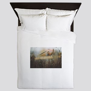 Wheat Field Queen Duvet