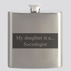 Daughter - Sociologist Flask