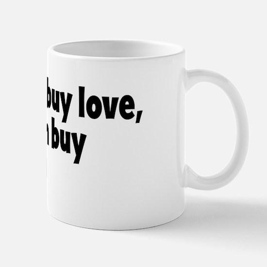 soju (money) Mug