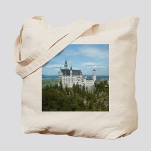 Neuschwanstein Castle Tote Bag