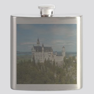 Neuschwanstein Castle Flask