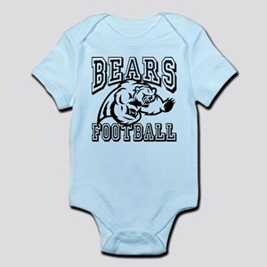 Bears Football Body Suit