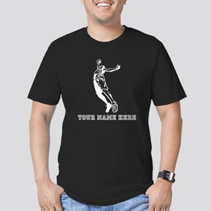 Custom Tall Basketball Player T-Shirt