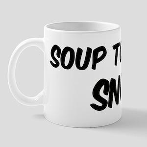 Soup To Nuts Mug