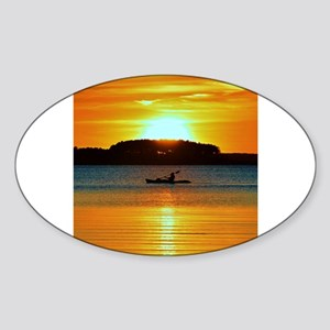 A Reason to Kayak Sticker