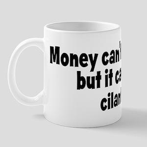 cilantro (money) Mug