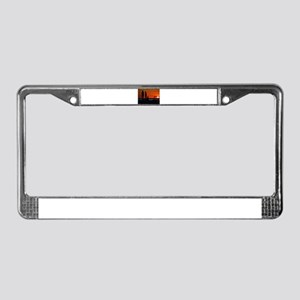 Perfect Ending License Plate Frame