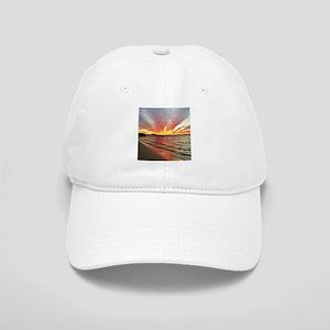 Sunset Streaks Baseball Cap