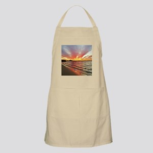 Sunset Streaks Apron