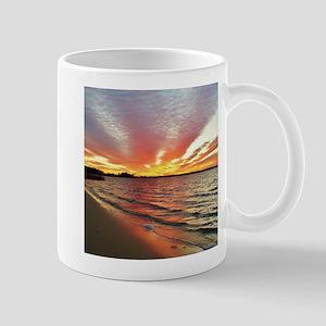Sunset Streaks Mugs