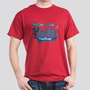 Brother of the Bride Dark T-Shirt