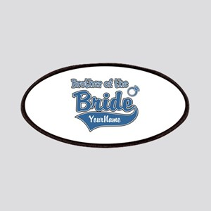 Brother of the Bride Patches
