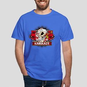 Kamikaze Skull Dark T-Shirt