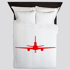 KC-10 Queen Duvet