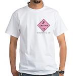 Lipstick White T-Shirt