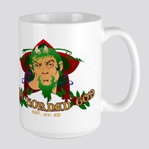 Horned God Mugs
