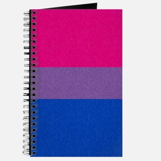 Bisexual Pride Flag Journal