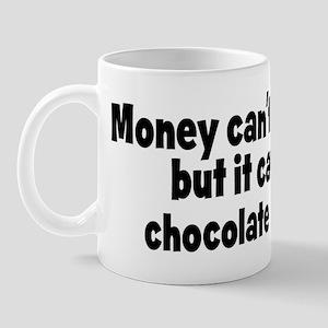 chocolate mousse (money) Mug